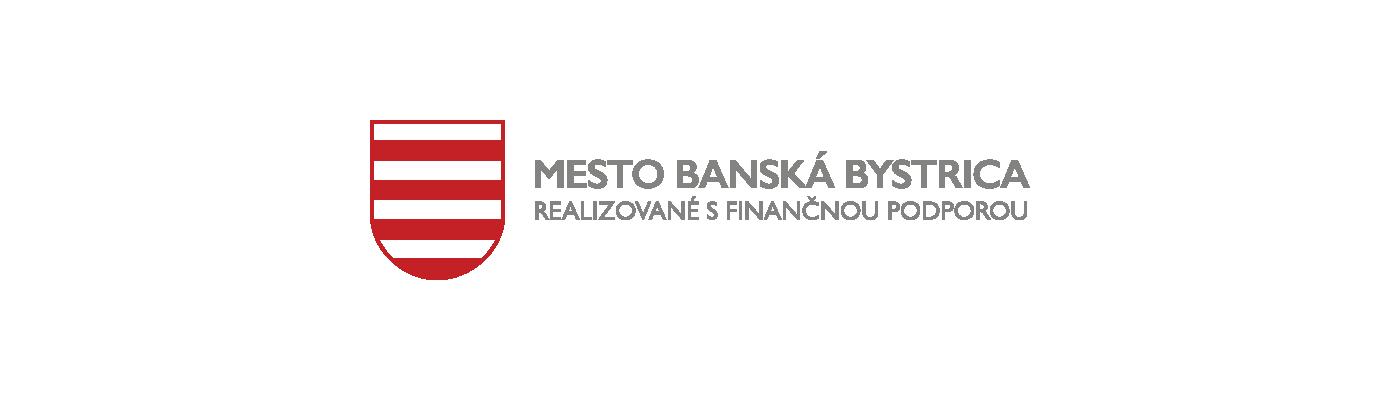 S podporou mesta Banská Bystrica