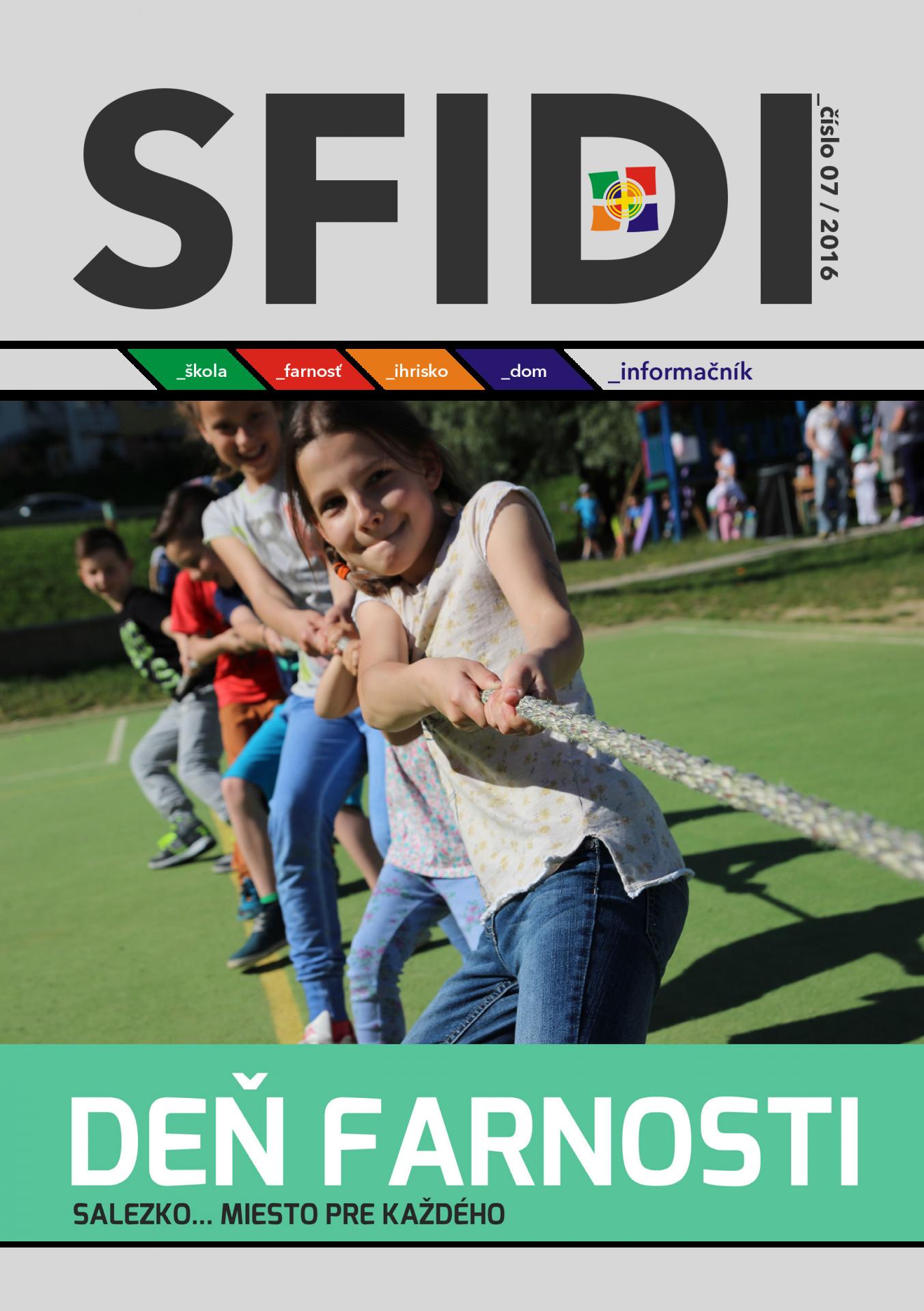 SFIDI - Deň farnosti
