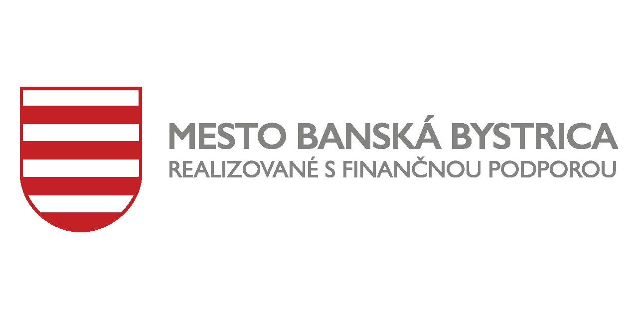 S finančnou podporou mesta Banská Bystrica