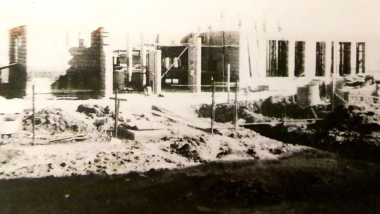 1995 - Stavebné povolenie na stavbu saleziánskeho domu