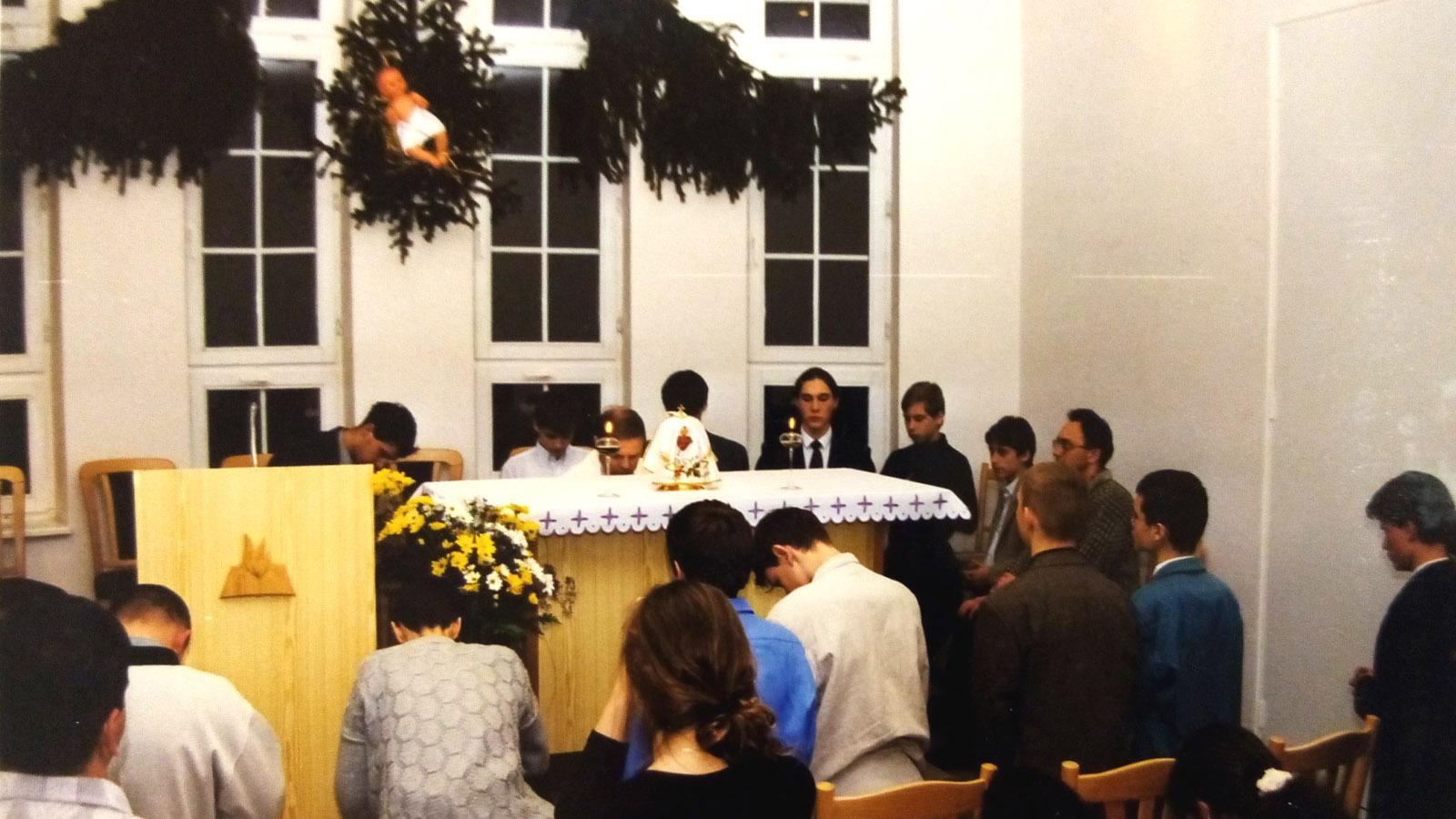1997 - nový direktor don Ján Zauška