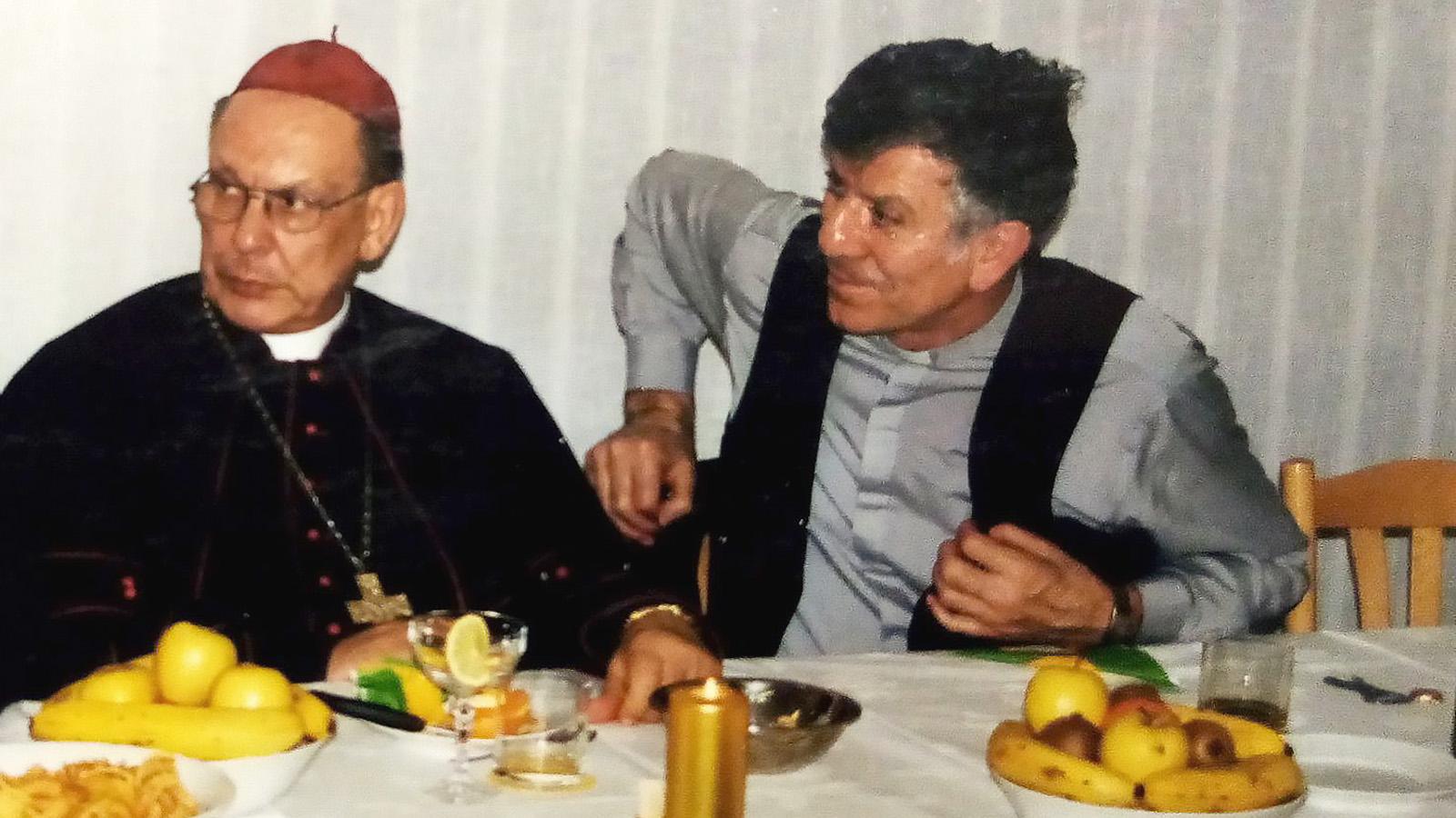 2001 - Správcom farnosti sa stáva don Juraj Kyseľ