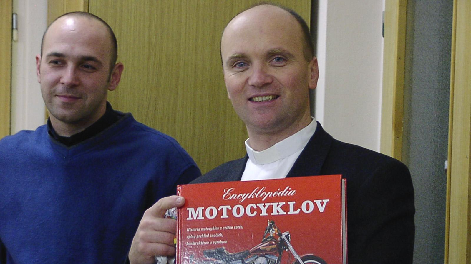 2003 Do komunity prichádza don Ľudovít Baňovič