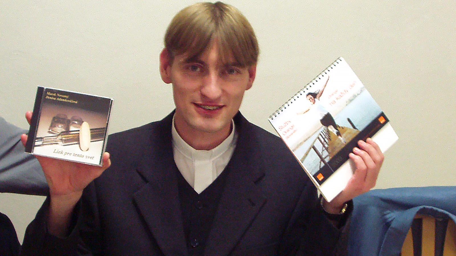2005 Príchod nových spolubratov don Petra Veselského a don Petra Lorenca