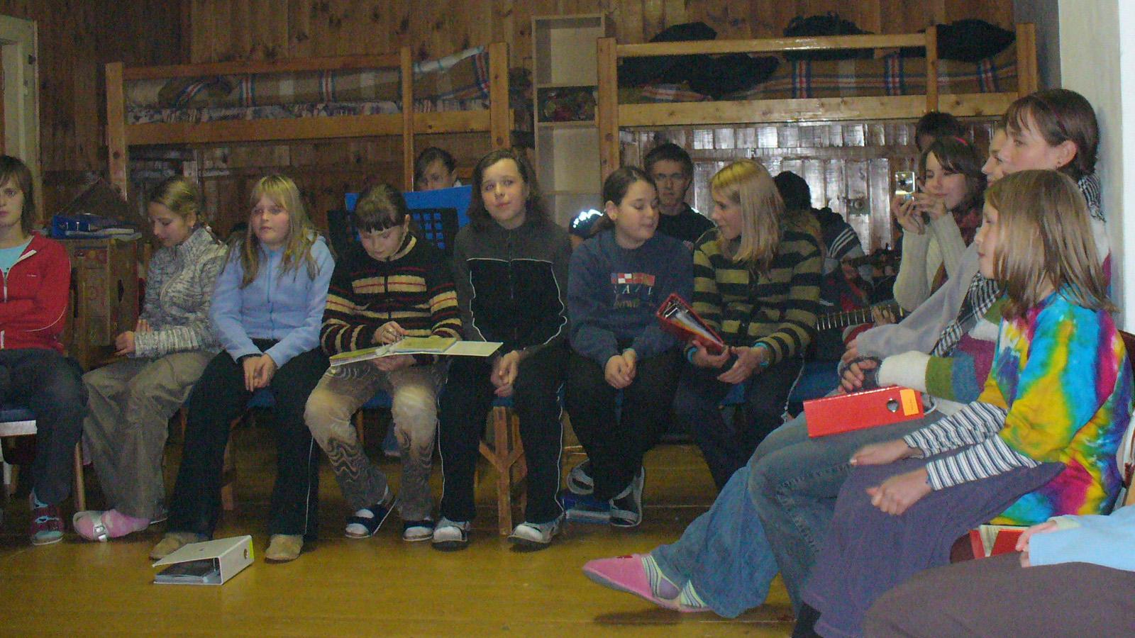 2005 Zmena v detskom zbore