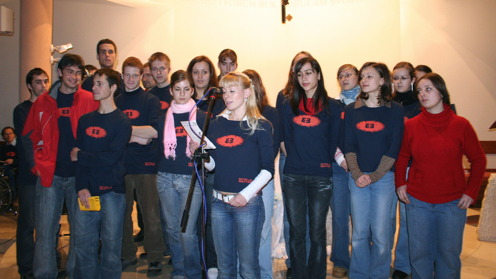 2007 Koncert troch zborov