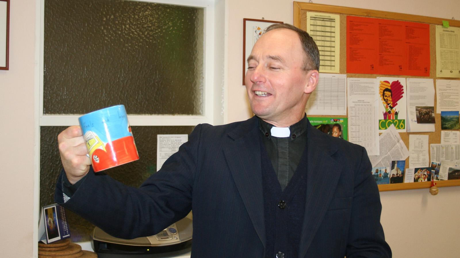 2007 Z komunity odchádza don Jozef Gibala