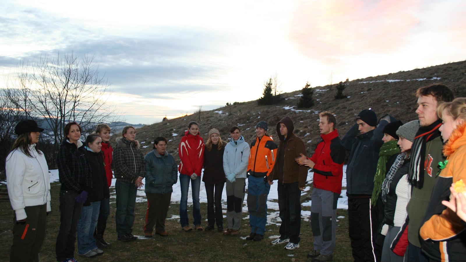 2008 Prvé CD mládežníckeho zboru
