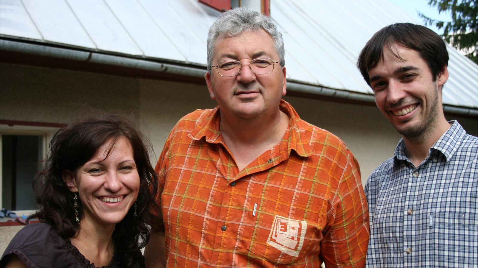 2009 Z komunity odchádza direktor Anton Červeň