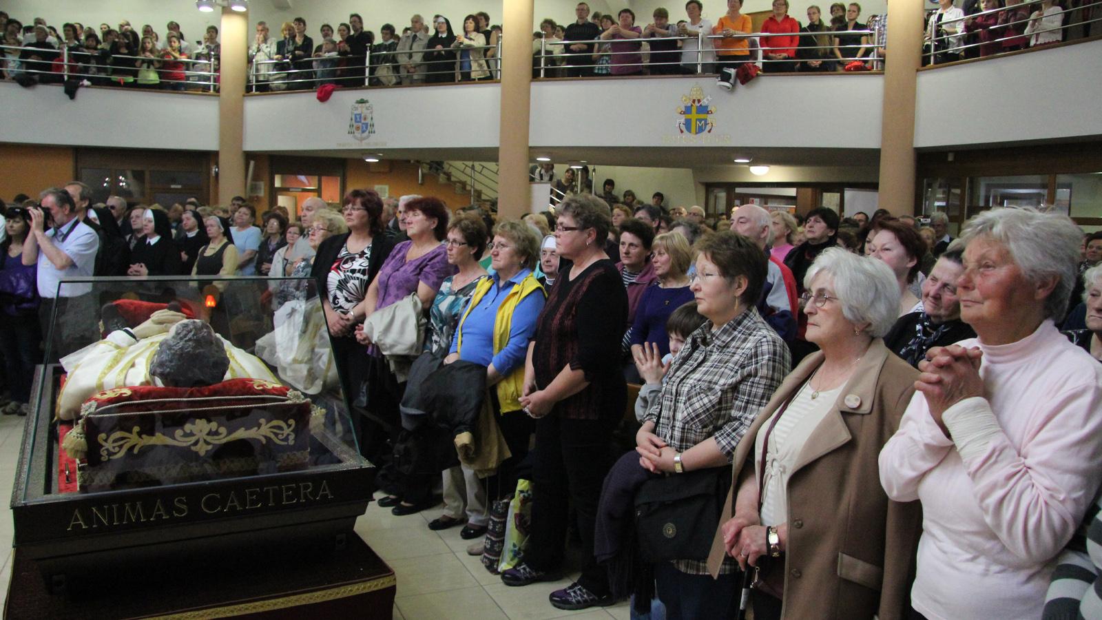 2013 Don Bosco prišiel do Banskej Bystrice