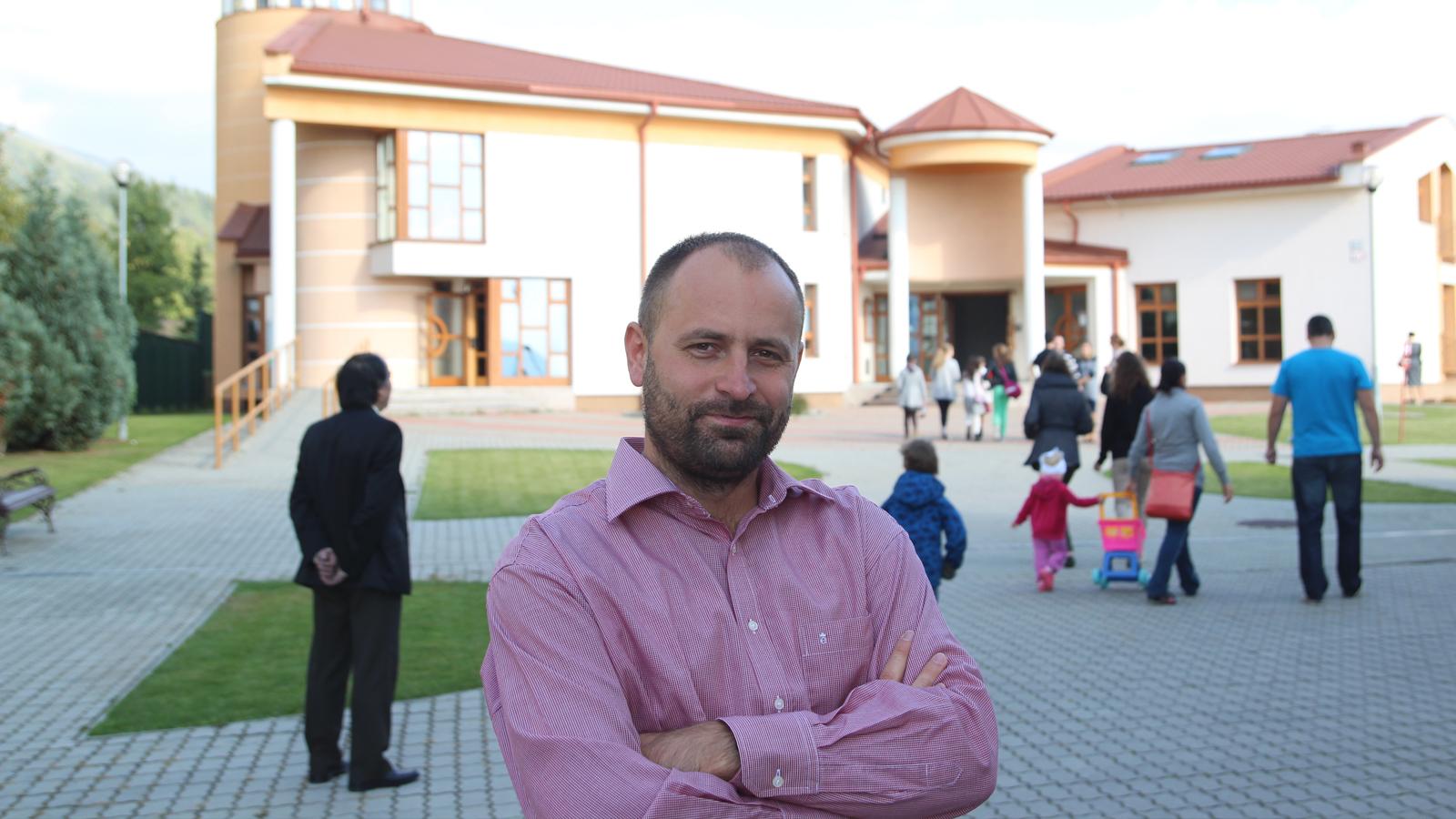 2014 Vedúcim oratória sa stáva Juraj Kovaľ