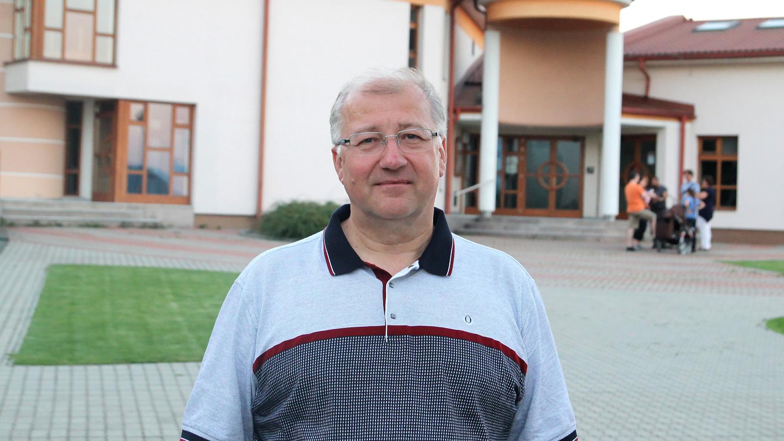 2016 Do komunity prichádza Juraj Benca