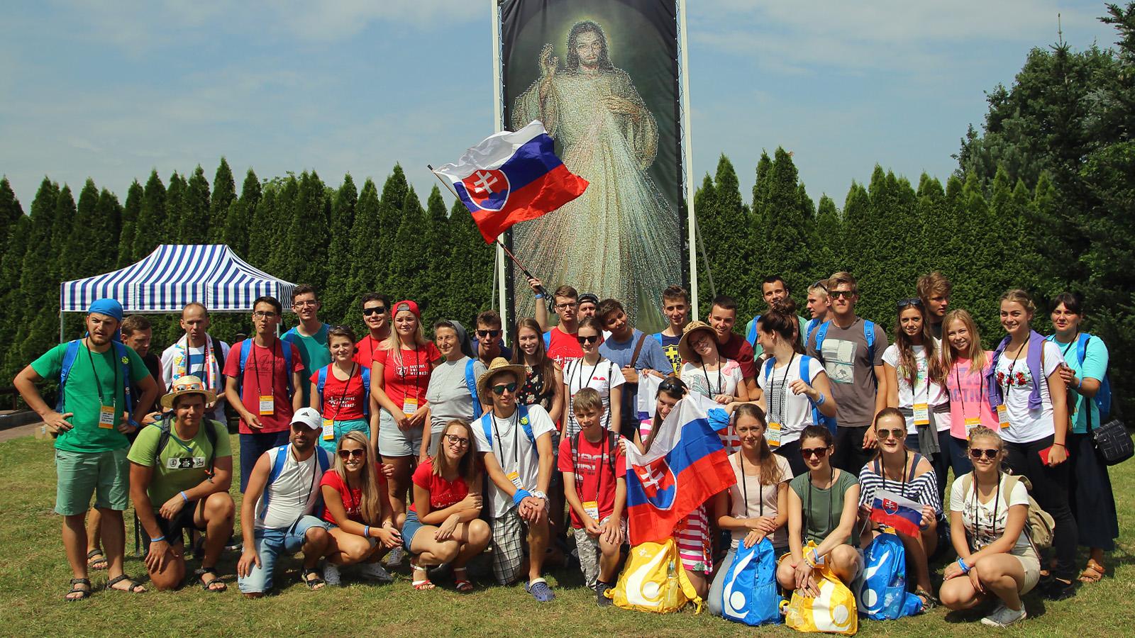 2016 Sme účastní SDM v Krakove
