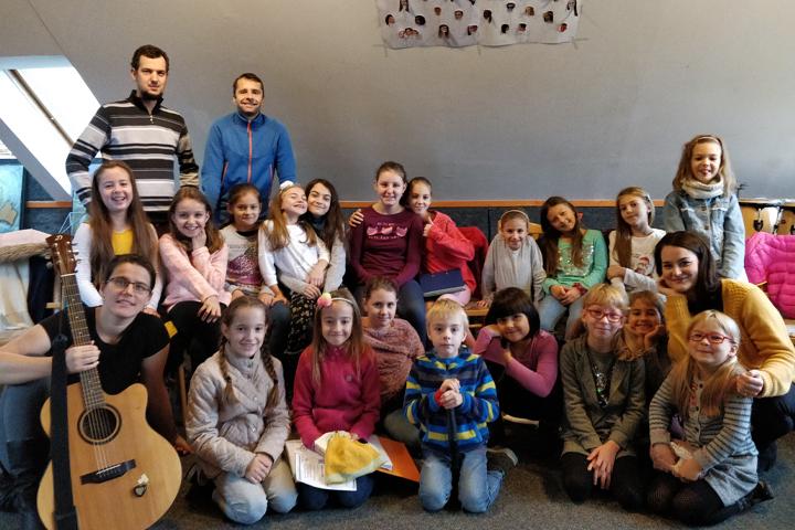 Detský zbor SaDetZ